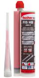 Fischer FIS HB 345 S injektáló ragasztó, 345 ml 2 db FIS MR keverőszárral