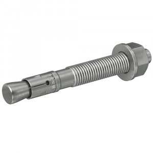 Fischer FBN II 10/100 R korrózióálló acél alapcsavar, 20db/csomag termék fő termékképe