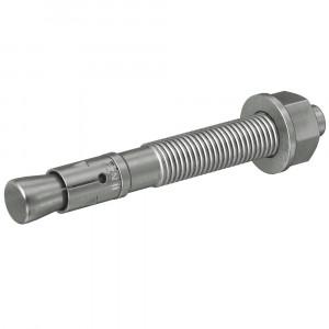 Fischer FBN II 20/60 R korrózióálló acél alapcsavar, 10db/csomag termék fő termékképe