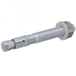 Fischer FBN II 10/10 K cinkkel galvanizált acél alapcsavar, 50db/csomag termék fő termékképe