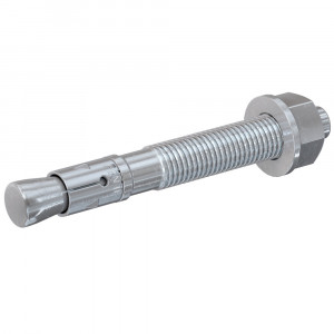 Fischer FBN II 12/5 K cinkkel galvanizált acél alapcsavar, 20db/csomag termék fő termékképe