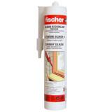 Fischer DBSI építőszilikon, 310 ml fehér