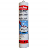 Fischer DSSI szaniter szilikon, fehér, 280 ml
