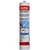 Fischer DSSI szaniter szilikon, színtelen 280 ml