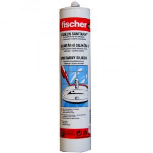 Fischer DSSI szaniter szilikon, színtelen, 280 ml termék fő termékképe