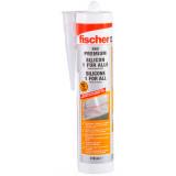 Fischer DNS TP Prémium terméskőszilikon, 310 ml áttetsző