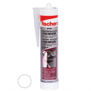 Fischer DSSA prémium szaniter szilikon, színtelen, 310 ml termék fő termékképe
