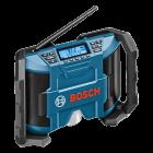 Bosch 12 V -os Li-ion akkus rádiók