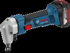 Bosch 18 V -os Li-ion akkus lemezvágó ollók és folyamatos lyukasztók