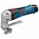 Bosch 12 V -os Li-ion akkus lemezvágók
