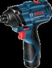 Bosch 12 V -os Li-ion akkus ütvecsavarozók