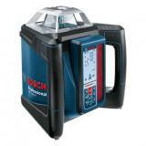 Bosch GRL 500 H forgólézer + LR 50 + BT 170 HD állvány + GR 240 mérőléc