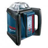 Bosch GRL 500 HV forgólézer + LR 50 + BT 170 HD állvány + GR 240 mérőléc