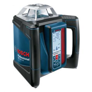 GRL 500 HV forgólézer + LR 50 + BT 170 HD állvány + GR 240 mérőléc termék fő termékképe