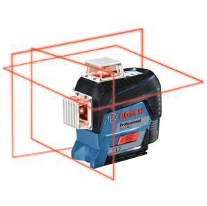 GLL 3-80 C vonallézer + BM 1 univerzális tartó termék fő termékképe