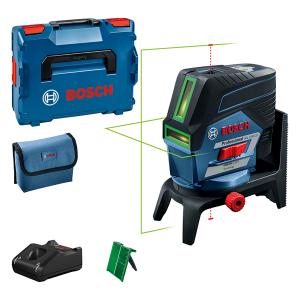 Bosch GCL 2-50 CG kombinált lézer + RM 2 forgószerelvény (1 x 2.0 Ah Li-ion akkuval) termék fő termékképe