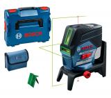 Bosch GCL 2-50 CG kombinált lézer + RM 2 forgószerelvény (akku és töltő nélkül)