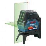 Bosch GCL 2-15 G kombinált lézer + RM 1 forgó tartó