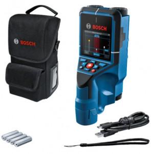 Bosch D-TECT 200 C falszkenner kereső műszer (4 x 1.5 V LR6 elemmel) termék fő termékképe