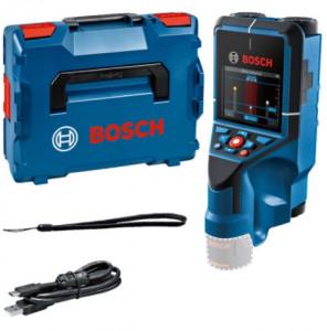 Bosch D-TECT 200 C falszkenner kereső műszer (akku és töltő nélkül) termék fő termékképe