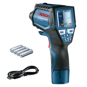 Bosch GIS 1000 C akkus hőérzékelő (4 x 1.5 V LR6 elemmel) termék fő termékképe