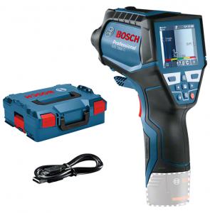 Bosch GIS 1000 C akkus hőérzékelő (akku és töltő nélkül) termék fő termékképe