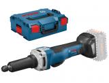 Bosch GGS 18 V-23 PLC akkus egyenes csiszoló (akku és töltő nélkül)