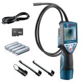 Bosch GIC 120 C akkus vizsgálókamera (4 x 1.5 V LR6 elemmel)