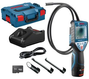 Bosch GIC 120 C akkus vizsgálókamera (1 x 2.0 Ah Li-ion akkuval) termék fő termékképe
