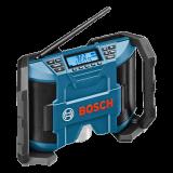 Bosch GML 12V-10 akkus rádió (akku és töltő nélkül)