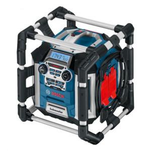 GML 50 akkus rádió beépített akkutöltővel termék fő termékképe