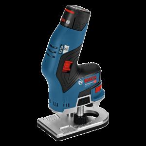 Bosch GKF 12V-8 akkus élmaró (2 x 3.0 Ah Li-ion akkuval) termék fő termékképe