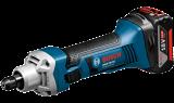 Bosch GGS 18 V-LI akkus egyenes csiszoló (1 x 5.0 Ah Li-ion akkuval)