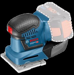 Bosch GSS 18V-10 akkus rezgőcsiszoló (akku és töltő nélkül) termék fő termékképe