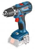 Bosch GSR 18-2-LI Plus akkus fúró-csavarozó (akku és töltő nélkül)