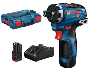 Bosch GSR 12V-35 HX akkus fúró-csavarozó (2 x 3.0 Ah Li-ion akkuval) termék fő termékképe