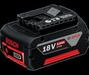 Bosch GBA Li-ion akkumulátor, 18 V, 5.0 Ah termék fő termékképe