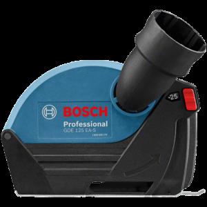 Bosch GDE 125 EA-S porelszívó 125 mm átmérőjű sarokcsiszolókhoz termék fő termékképe