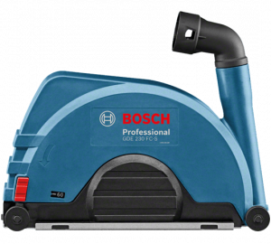 Bosch GDE 230 FC-S porelszívó 230 mm átmérőjű sarokcsiszolókhoz termék fő termékképe