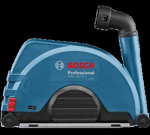 Bosch GDE 230 FC-T porelszívó 230 mm átmérőjű sarokcsiszolókhoz termék fő termékképe