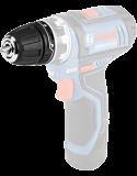 Bosch GFA 12-B FlexiClick System fúrótokmány adapter