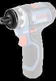 Bosch GFA 12-X FlexiClick System bitbefogó adapter