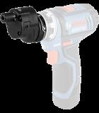 Bosch GFA 12-E FlexiClick System excenter adapter