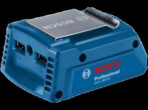 Bosch GAA 18V-24 USB-akkuadapter termék fő termékképe