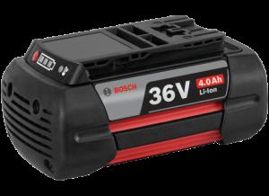 Bosch GBA nagy teljesítményű Li-ion akkumulátor, 36 V, 4.0 Ah termék fő termékképe