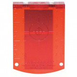 Bosch Lézercéltábla, piros