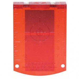 Lézercéltábla, piros termék fő termékképe