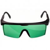Lézerszemüveg, zöld