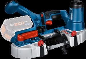 Bosch GCB 18V-63 akkus szalagfűrész (akku és töltő nélkül) termék fő termékképe