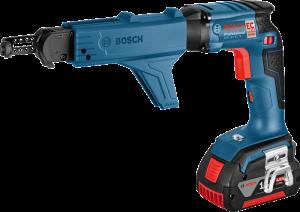 Bosch GSR 18V-EC TE akkus szárazépítő csavarozó (2 x 5.0 Ah Li-ion akkuval) termék fő termékképe